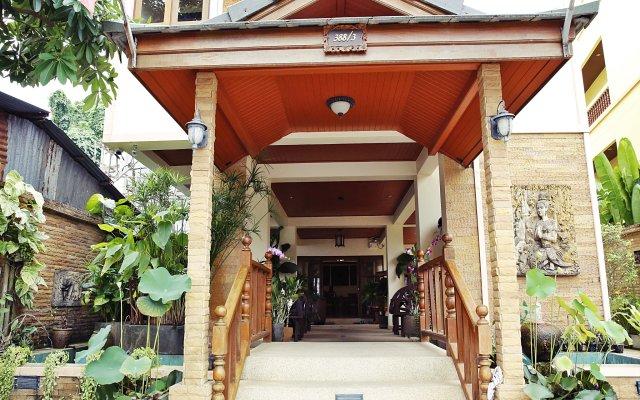 Отель Baan SS Karon вид на фасад