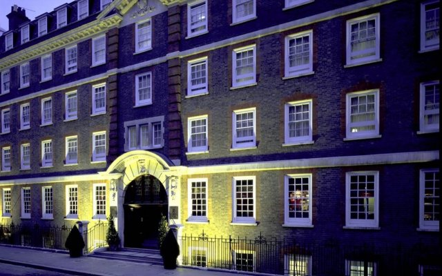 Отель Grange Fitzrovia Hotel Великобритания, Лондон - отзывы, цены и фото номеров - забронировать отель Grange Fitzrovia Hotel онлайн вид на фасад