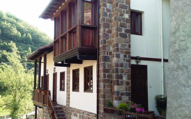 Отель Apartamentos Nevandi вид на фасад