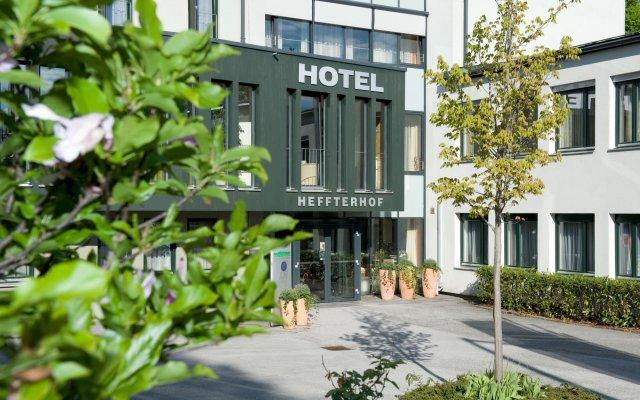 Hotel Heffterhof вид на фасад