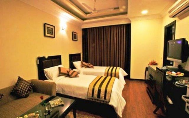 Parkland Green Park Hotel комната для гостей