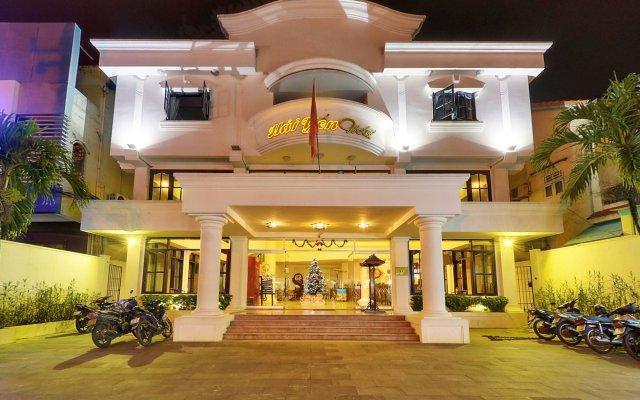 Отель Hai Yen Hotel Вьетнам, Хойан - отзывы, цены и фото номеров - забронировать отель Hai Yen Hotel онлайн вид на фасад