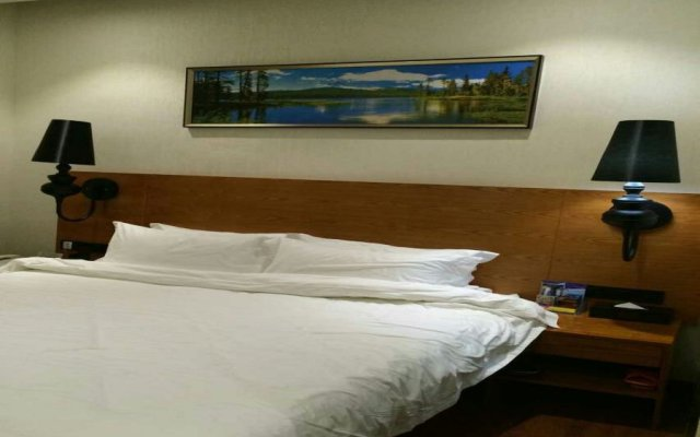 Hongchang Business Hotel Шэньчжэнь комната для гостей