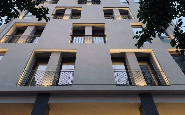 Отель Urban Nest - Suites & Apartments Греция, Афины - отзывы, цены и фото номеров - забронировать отель Urban Nest - Suites & Apartments онлайн вид на фасад