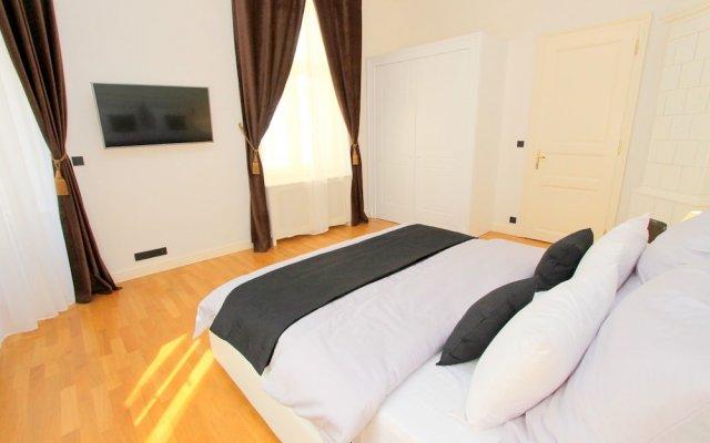Отель Luxury apartments Krocínova Чехия, Прага - отзывы, цены и фото номеров - забронировать отель Luxury apartments Krocínova онлайн комната для гостей