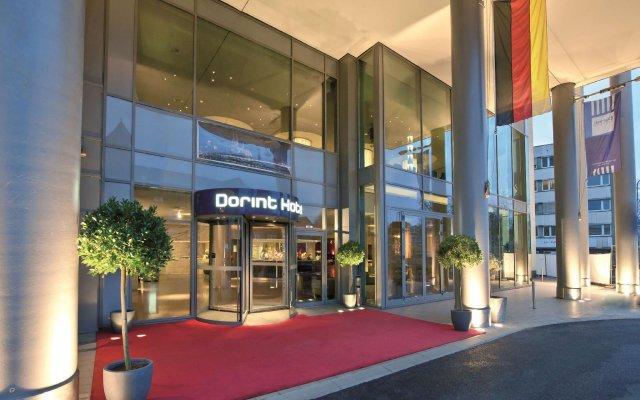 Отель Dorint Hotel am Heumarkt Köln Германия, Кёльн - 2 отзыва об отеле, цены и фото номеров - забронировать отель Dorint Hotel am Heumarkt Köln онлайн вид на фасад