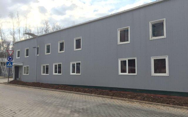Скай Хостел Шереметьево вид на фасад