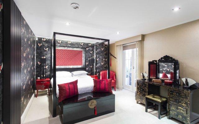 Отель onefinestay - Bloomsbury private homes комната для гостей