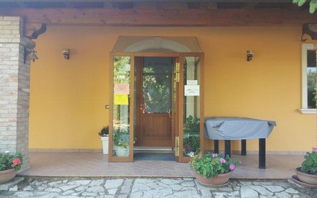 Отель Agriturismo Ae Noseare Италия, Лимена - отзывы, цены и фото номеров - забронировать отель Agriturismo Ae Noseare онлайн вид на фасад