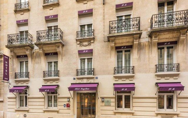 Hotel Le Magellan вид на фасад