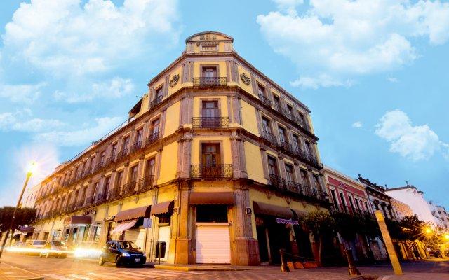 Отель Frances Мексика, Гвадалахара - отзывы, цены и фото номеров - забронировать отель Frances онлайн вид на фасад