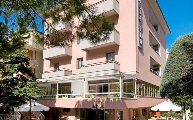 Отель Alfa Tao Италия, Риччоне - отзывы, цены и фото номеров - забронировать отель Alfa Tao онлайн вид на фасад