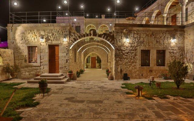Отель Acropolis Cave Suite вид на фасад