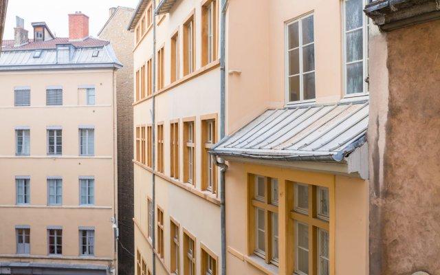 Отель Like Home Terreaux Франция, Лион - отзывы, цены и фото номеров - забронировать отель Like Home Terreaux онлайн вид на фасад