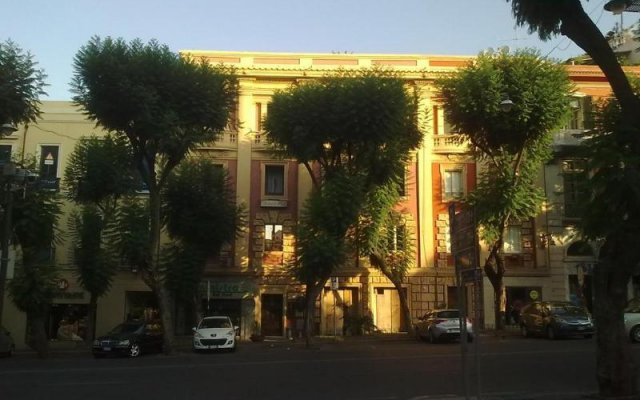 Отель Sardinia Domus вид на фасад