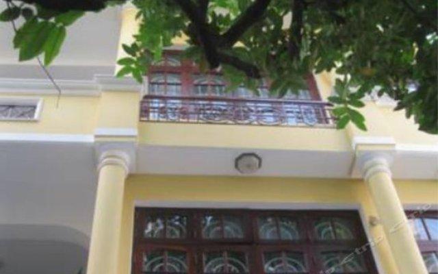 Отель Ms. Yang Homestay вид на фасад