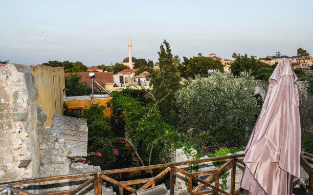 Отель Cosy Keep Греция, Родос - отзывы, цены и фото номеров - забронировать отель Cosy Keep онлайн балкон