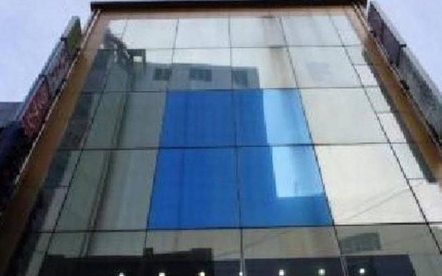 Отель Mizo Hotel Южная Корея, Сеул - отзывы, цены и фото номеров - забронировать отель Mizo Hotel онлайн вид на фасад