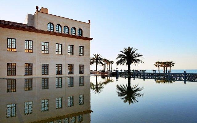 Отель Le Meridien Ra Beach Hotel & Spa Испания, Эль Вендрель - 3 отзыва об отеле, цены и фото номеров - забронировать отель Le Meridien Ra Beach Hotel & Spa онлайн бассейн