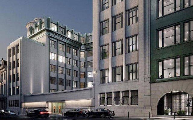 Отель Chambon Suites Brussel Бельгия, Брюссель - отзывы, цены и фото номеров - забронировать отель Chambon Suites Brussel онлайн вид на фасад