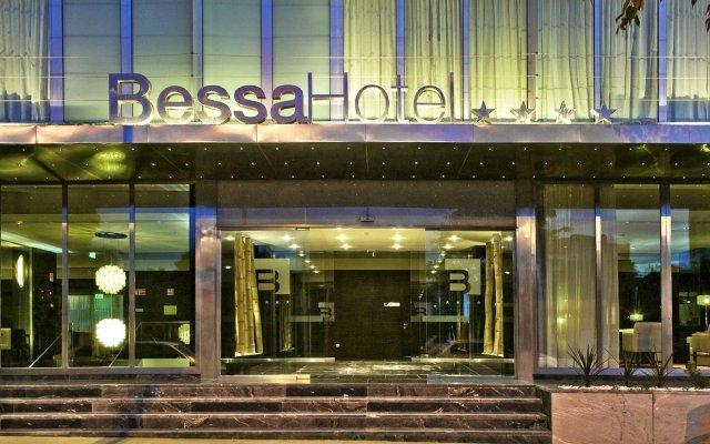 Отель Bessahotel Boavista Порту вид на фасад