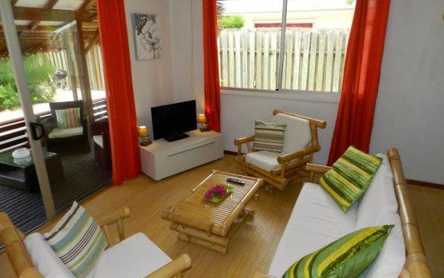 Отель Enjoy Villa Lagoon 4 Французская Полинезия, Папеэте - отзывы, цены и фото номеров - забронировать отель Enjoy Villa Lagoon 4 онлайн комната для гостей
