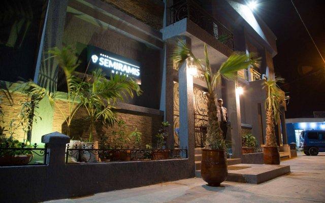 Semiramis Hotel HMJ in Nouakchott, Mauritania from 137$, photos, reviews - zenhotels.com hotel front