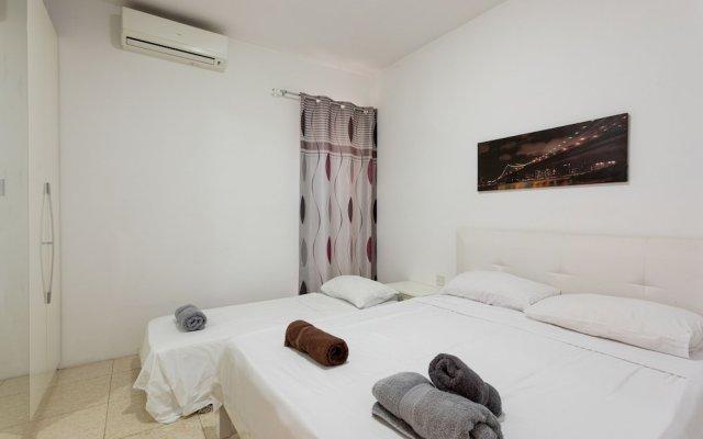 Отель Saint Julian's - Spinola Bay Apartment Мальта, Сан Джулианс - отзывы, цены и фото номеров - забронировать отель Saint Julian's - Spinola Bay Apartment онлайн вид на фасад
