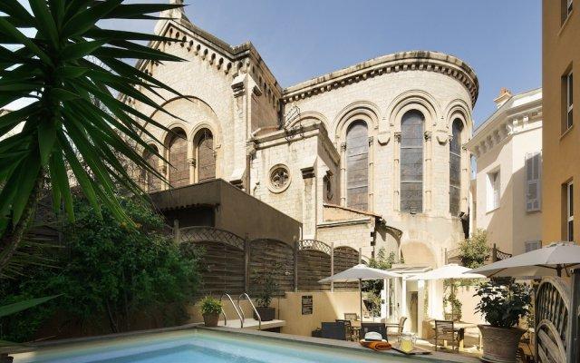 Отель Villa d'Estelle Франция, Канны - отзывы, цены и фото номеров - забронировать отель Villa d'Estelle онлайн вид на фасад