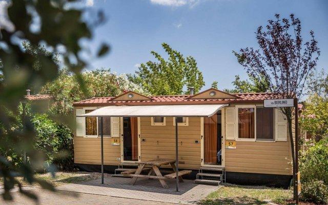 Отель Camping Village Roma комната для гостей