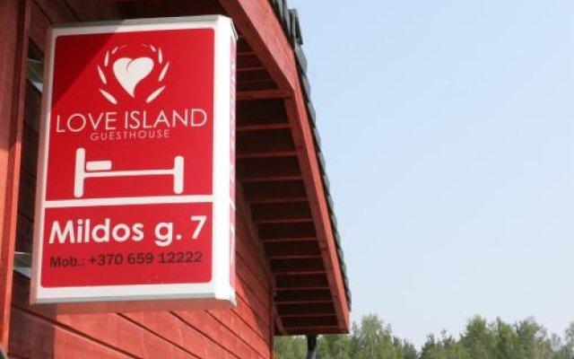 Отель Love Island Guesthouse Литва, Друскининкай - отзывы, цены и фото номеров - забронировать отель Love Island Guesthouse онлайн вид на фасад