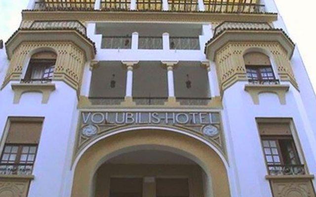 Hotel Volubilis вид на фасад