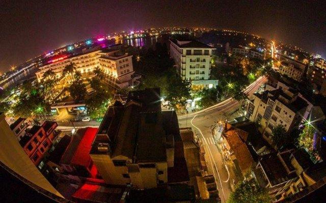 Отель Jasmine Hotel Hue Вьетнам, Хюэ - 1 отзыв об отеле, цены и фото номеров - забронировать отель Jasmine Hotel Hue онлайн вид на фасад