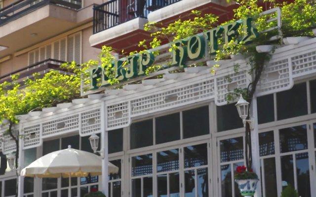 Отель THB Felip вид на фасад