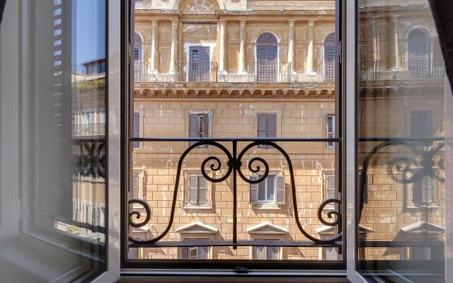 Отель Home Sharing Roma вид на фасад