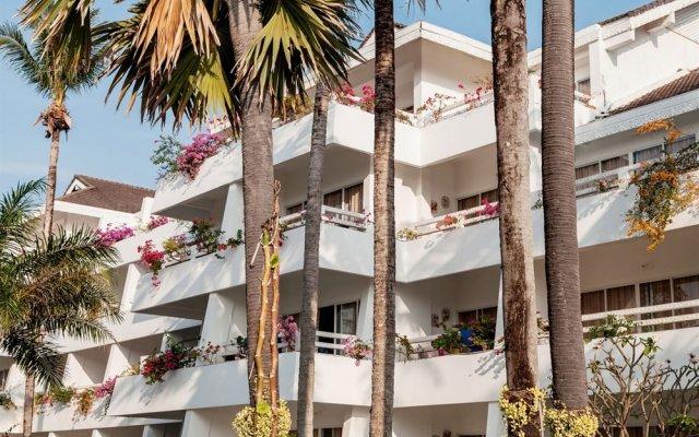 Отель Thavorn Palm Beach Resort Phuket Таиланд, Пхукет - 10 отзывов об отеле, цены и фото номеров - забронировать отель Thavorn Palm Beach Resort Phuket онлайн вид на фасад