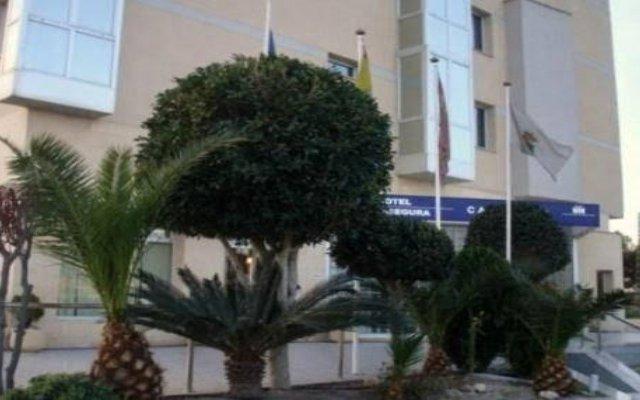 Отель Villasegura Испания, Ориуэла - отзывы, цены и фото номеров - забронировать отель Villasegura онлайн вид на фасад