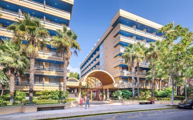 Отель 4R Playa Park Испания, Салоу - - забронировать отель 4R Playa Park, цены и фото номеров вид на фасад