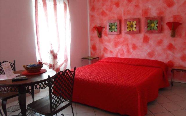 Отель Le Casette комната для гостей