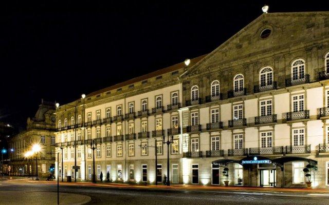 Отель InterContinental Porto - Palacio das Cardosas вид на фасад