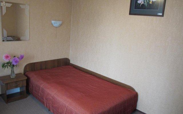 Гостиница Турист комната для гостей