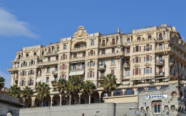 Отель B&B Domitilla Генуя вид на фасад