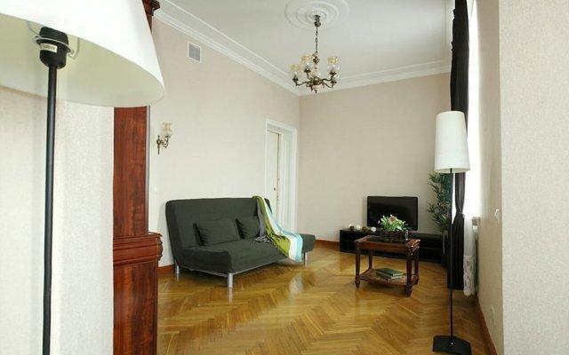 Апартаменты Apartment Nice on Sadovaya-Triumfalnaya комната для гостей