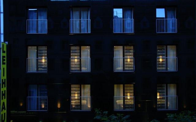 Отель Schiller5 Hotel & Boardinghouse Германия, Мюнхен - 1 отзыв об отеле, цены и фото номеров - забронировать отель Schiller5 Hotel & Boardinghouse онлайн вид на фасад