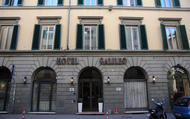 Отель Galileo Италия, Флоренция - 2 отзыва об отеле, цены и фото номеров - забронировать отель Galileo онлайн вид на фасад