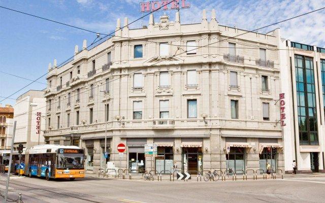 Отель Corso Падуя вид на фасад