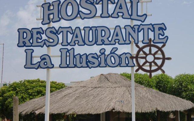 Отель Hostal Restaurante La Ilusion Испания, Вехер-де-ла-Фронтера - отзывы, цены и фото номеров - забронировать отель Hostal Restaurante La Ilusion онлайн вид на фасад