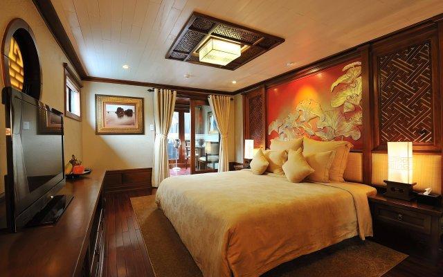 Отель Paradise Peak Cruise комната для гостей