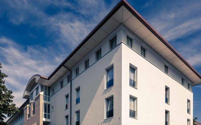 Отель Mercure Salzburg City Австрия, Зальцбург - 1 отзыв об отеле, цены и фото номеров - забронировать отель Mercure Salzburg City онлайн вид на фасад