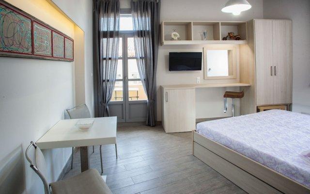 Отель Suitas Греция, Афины - отзывы, цены и фото номеров - забронировать отель Suitas онлайн комната для гостей